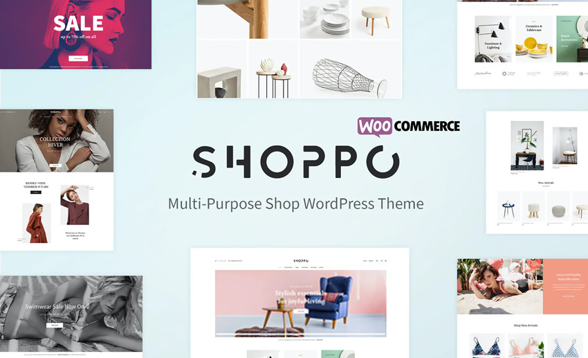 Trendify Fashion wordpress theme ecommerce shop woocommerce
