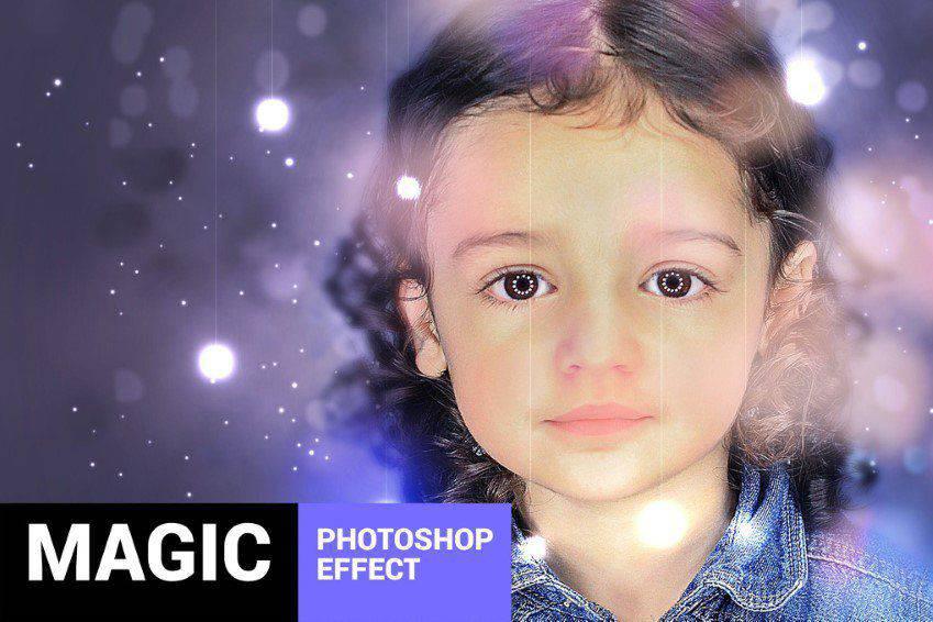 Magicum Studio Lights Photoshop Action