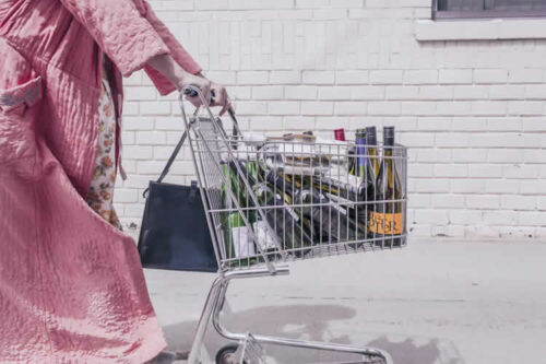 Example from Taking Inspiration from the Humble Shopping Cart