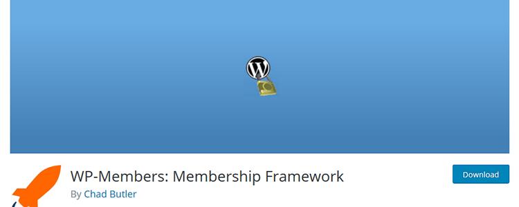 WP Members: Membership Framework wordpreess plugin free