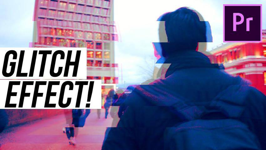 How to Create a Glitch Effect in Premiere Pro